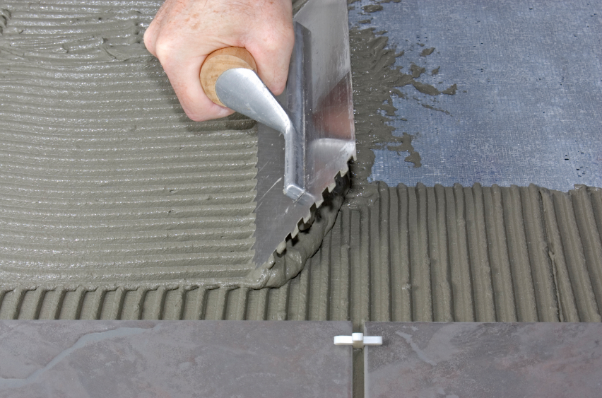 Tile Installer Thin-set Standards (ITS) Verification (English ...
